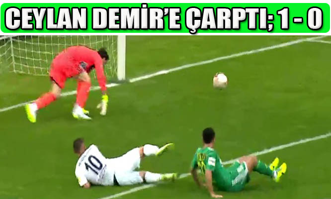 Adana Demirspor - Şanlıurfaspor 1 -0