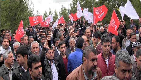 CHP Urfa'da Seçim Startını Verdi