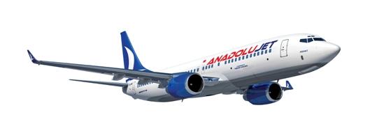 Anadolu jet Urfa'yı Sabiha Gökçen'e uçuruyor VİDEO