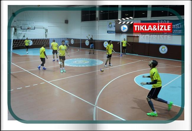 Haliliye Belediyespor Voleybol 3. Ligi Urfa'yı temsil edecek