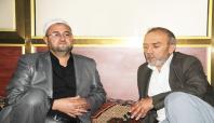 Karikatürü eleştiren imama destek ziyareti