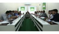 Şanlıurfa'da HÜDA PAR İlçe Başkanları toplantısı yapıldı