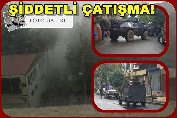 Diyarbakır'da çatışma: 2 polis hayatını kaybetti