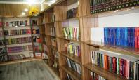 Midyat'ta 5 bin kitaplık kütüphane kuruldu
