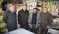 Gaziantep Valisi esnafları ziyaret etti
