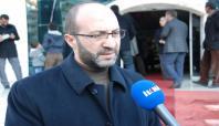 HÜDA PAR'dan Sur halkına yardım kampanyasına destek