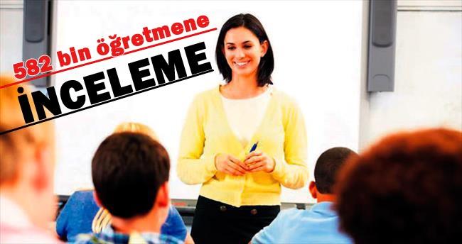 Öğretmenlerin Yüzde 70'inin diploması incelenecek