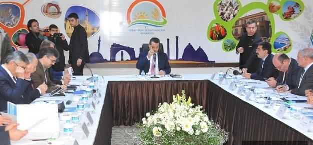 Bölge Toplantısı Şanlıurfa'da yapıldı