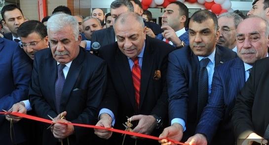Başbakan Yardımcısı Türkeş Şanlıurfa'ya Geldi