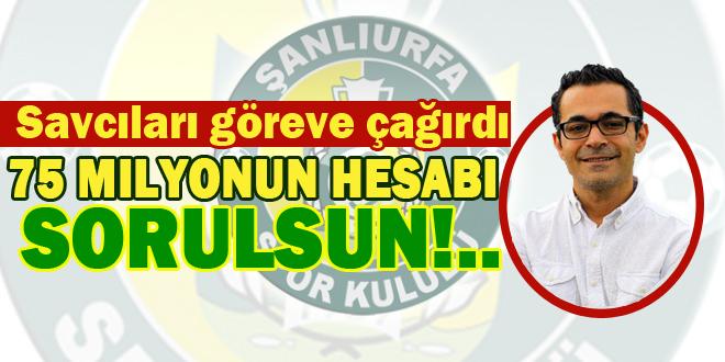 Şanlıurfaspor'da dönden dolaplara kim el atacak?