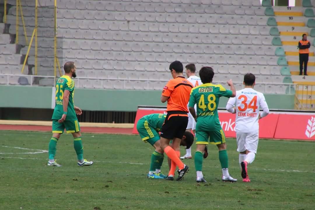 Fark yedi, Şanlıurfaspor 0 Medipol Başakşehir 3