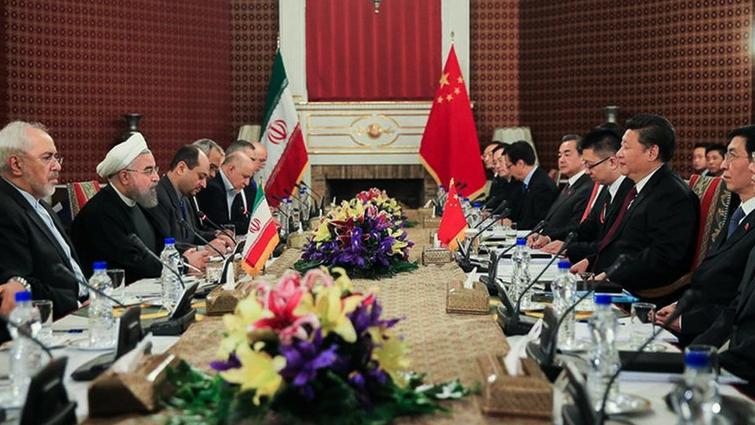İran ve Çin arasında ticaret atağı