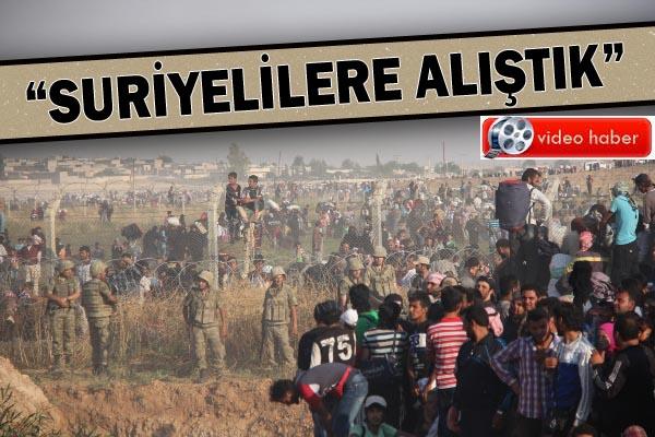 Suriyelilerin Sayısı İlçenin Nüfusunu Geçti