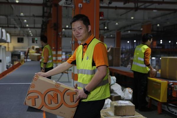 TNT ile Çin ve Güney Asya'dan ithalatlar artık daha hızla Türkiye'de!