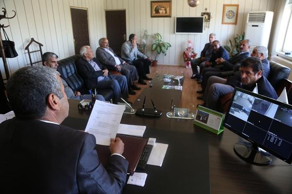 Halfeti Belediyesinde karara bağlandı: Parka PKK'lı Zenda Ekin ismi verildi