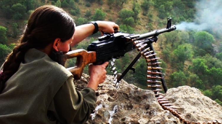 PKK Kaçan kadının Sur'la ilgili şok ifadesi