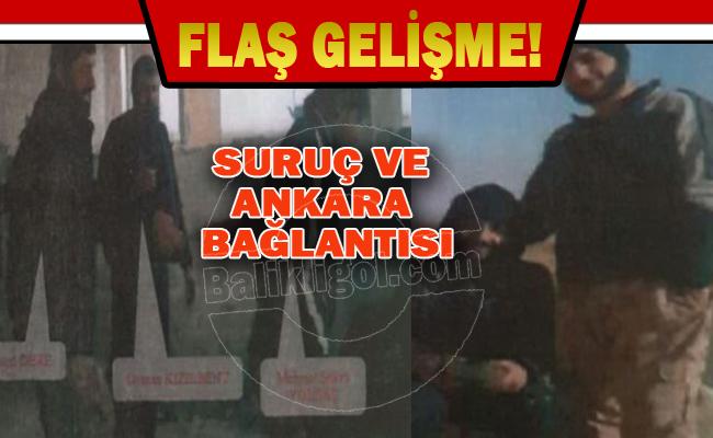 Şok Görüntüler! Suruç ve Ankara saldırganları bağlantılı mı-Görüntülü