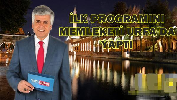 Mehmet Aydoğdu ilk programını Urfa'da yaptı-Mehmet Aydoğdu Kimdir?