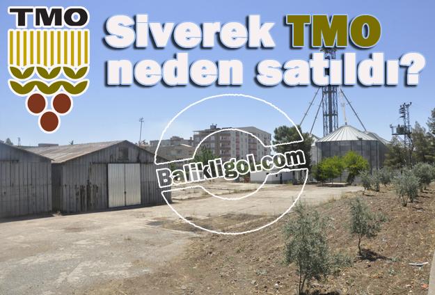 Meclise önerge verdi: Siverek TMO neden satıldı?