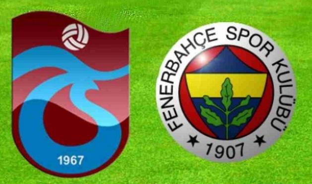 Olaylar çıktı, Trabzonspor Fenerbahçe maçı yarıda kaldı