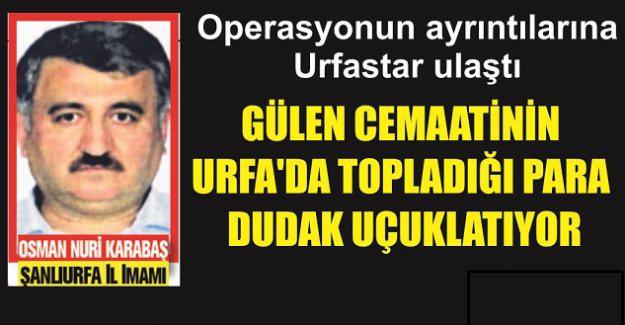 Urfa'da FETÖ Oprasyonun ayrıntıları! Kimler firar etti?