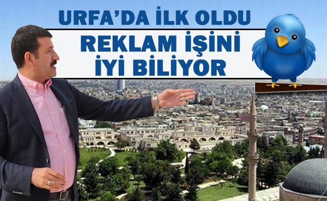 Mehmet Ekinci ve Eyyübiye Belediyesi onu da yaptı