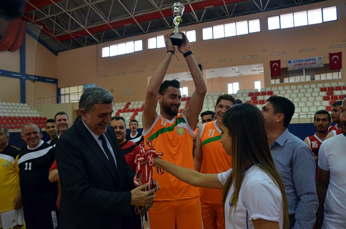 Harran Üniversitesi Spor Faaliyetleri Sona Erdi