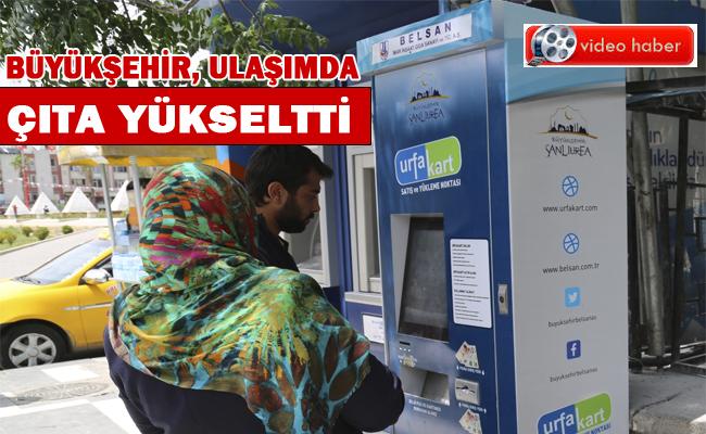Urfa Kart Dolum Cihazları hizmet vermeye başladı