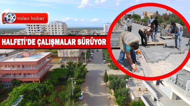 Halfeti'de Muhtarlar Büyükşehir'e teşekkür ettiler