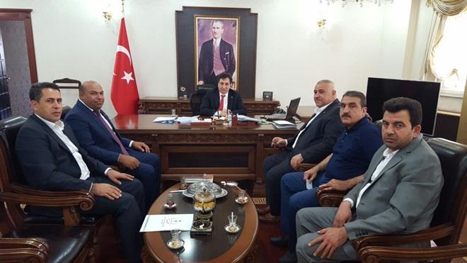 TÜMSİAD Suriye Komisyonu aralıksız çalışıyor