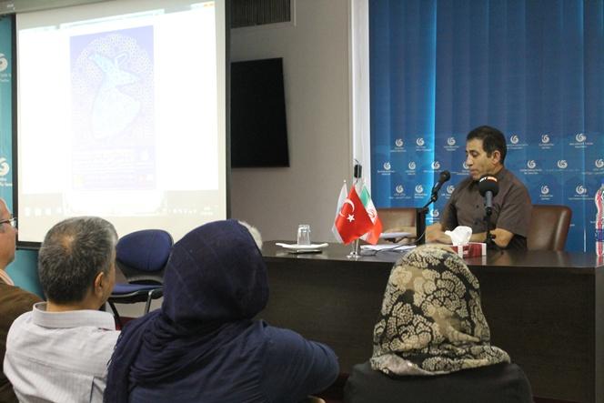 Tahran Yunus Emre Enstitüsünde Mesnevi Okumaları Yapılıyor