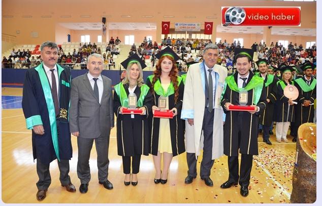 HRÜ'de Türkiye'nin Tarımına Yön Verecek Yeni Mühendisler Mezun Oldu
