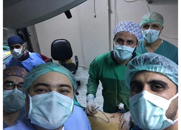 Harran Tıp Üroloji Alanında Uluslararası Eğitim Veriyor