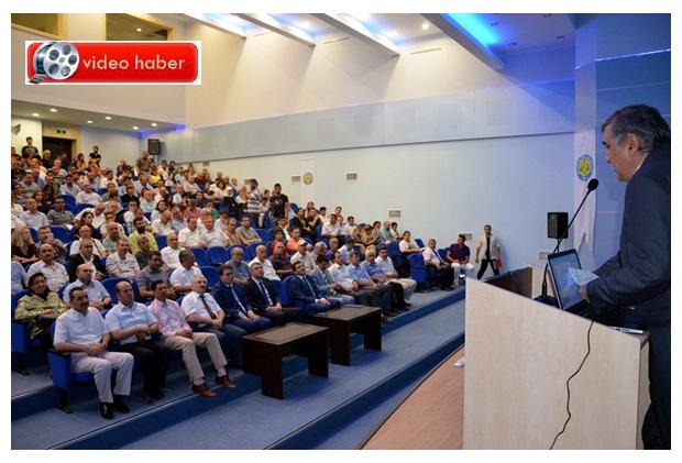 Harran Üniversitesinde Ar-Ge Destekli Konferans Düzenlendi