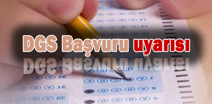 Dikey Geçiş Sınavı (2016 DGS) başvuruları bugün sona eriyor