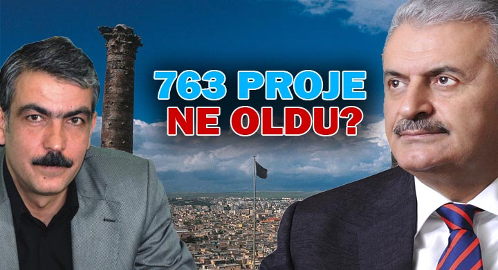 Urfa'da vaat edilen 763 proje ne oldu?