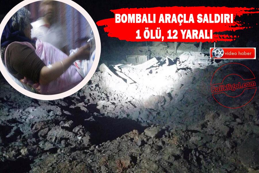 Son dakika! Karakola bombalı araçla saldırı:1 ölü, 12 yaralı