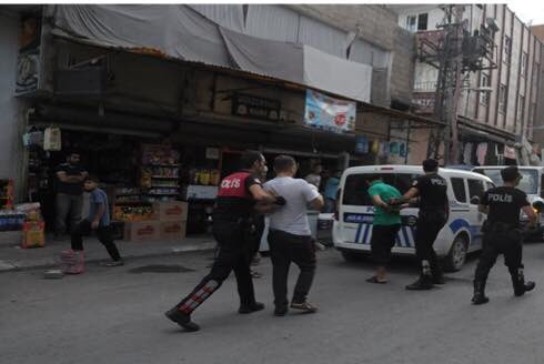 Şanlıurfa'da DEDAŞ isyanı: 10 gözaltı