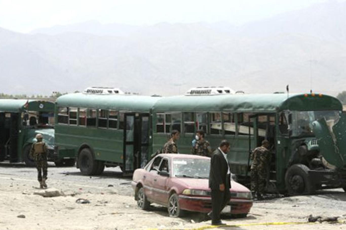 Afganistan'da bombalı araç saldırısı: 40 ölü