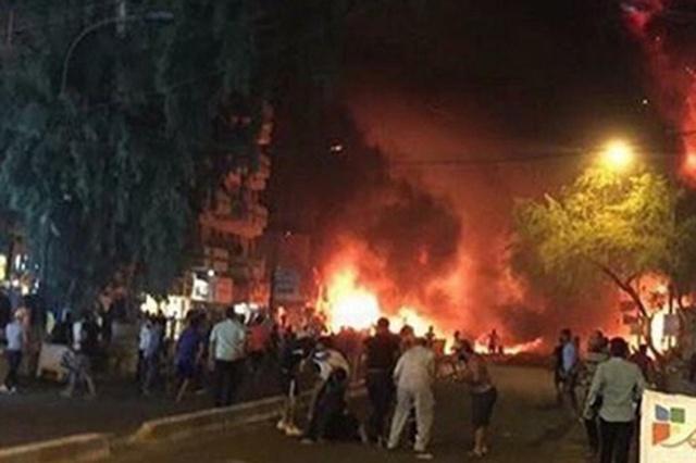 Son dakika! bombalı saldırı: 30 ölü, 55 yaralı