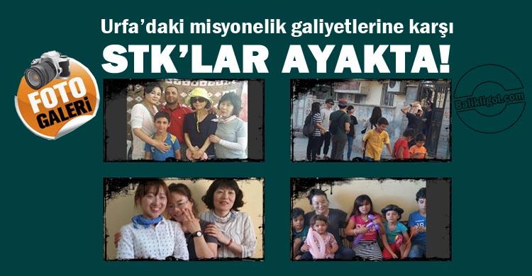 Urfa'da Hristiyanlık propagandası yapan misyonerleri
