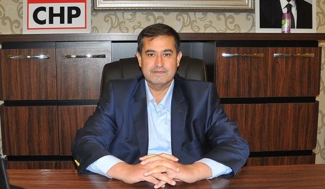CHP Karaköprü İlçe Başkanı Murat Yazar, darbe girişimini kınadı
