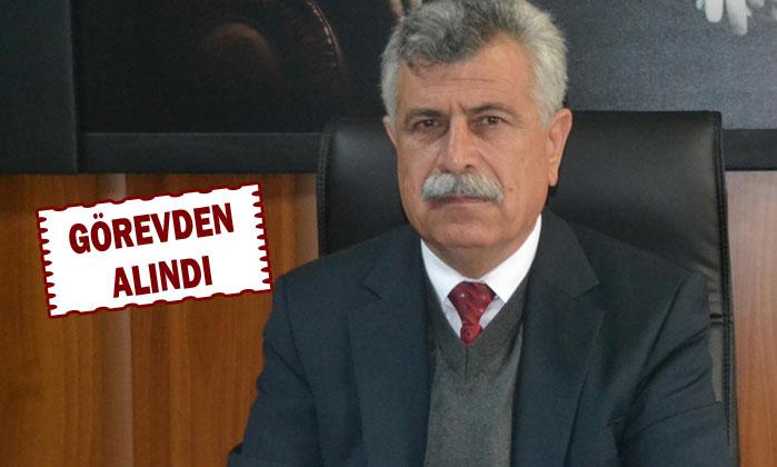 Viranşehir MEB Müdürü görevden alındı