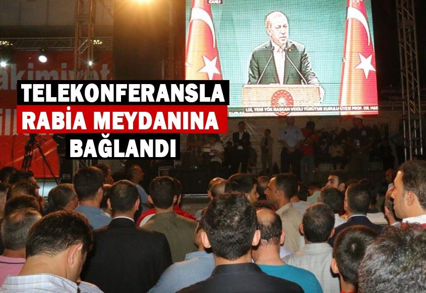Erdoğan Urfa'ya Teşekkür etti-GÖRÜNTÜLÜ