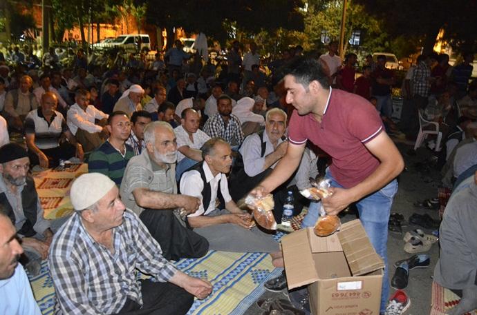 Siverek'te halk nöbete devam ediyor