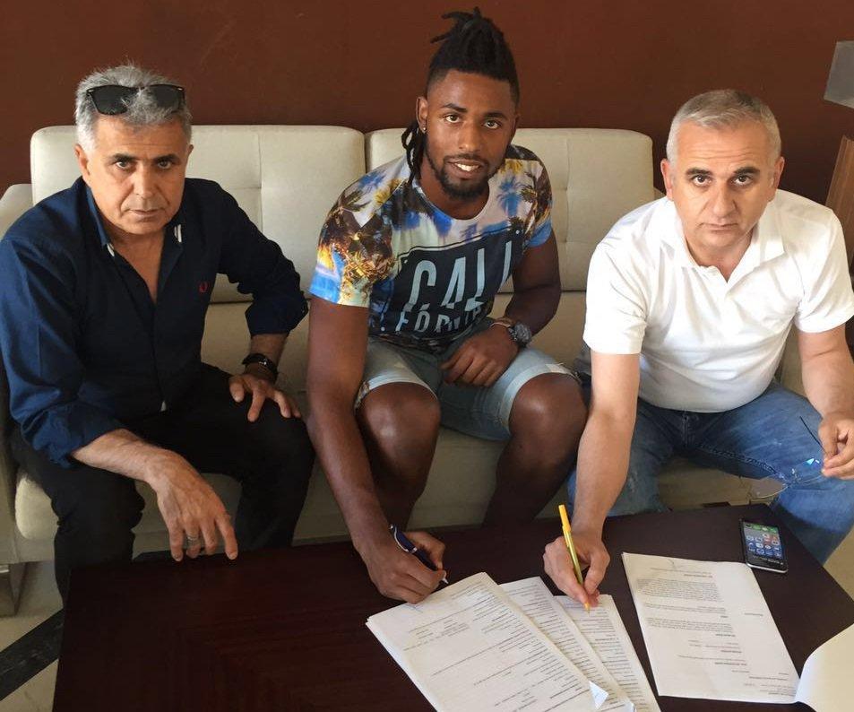 Son dakika! Carlos Fortes Urfasporla sözleşme imzaladı