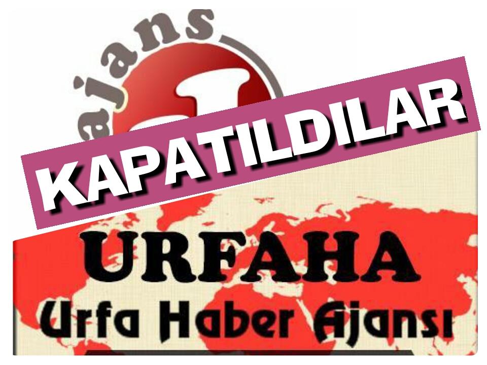 Urfa'daki FETÖ Medyası kapatıldı