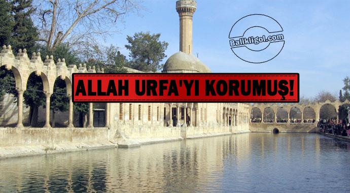 Allah Urfa'yı korumuş! eski bir vali daha gözaltına alındı