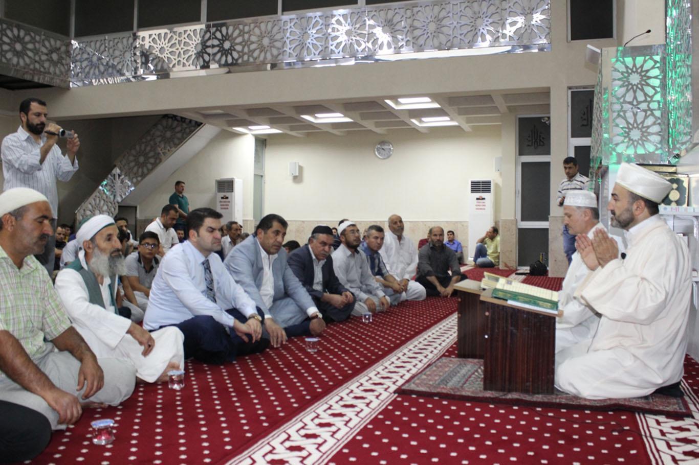 Urfa'da '15 Temmuz Şehidler için dua' programı