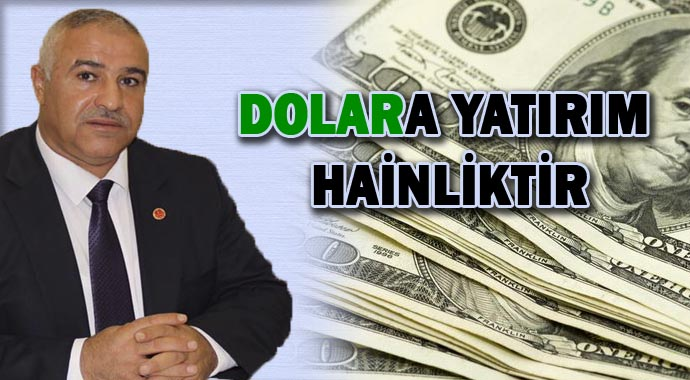 Türk lirası kampanyasını sonuna kadar destekliyoruz!